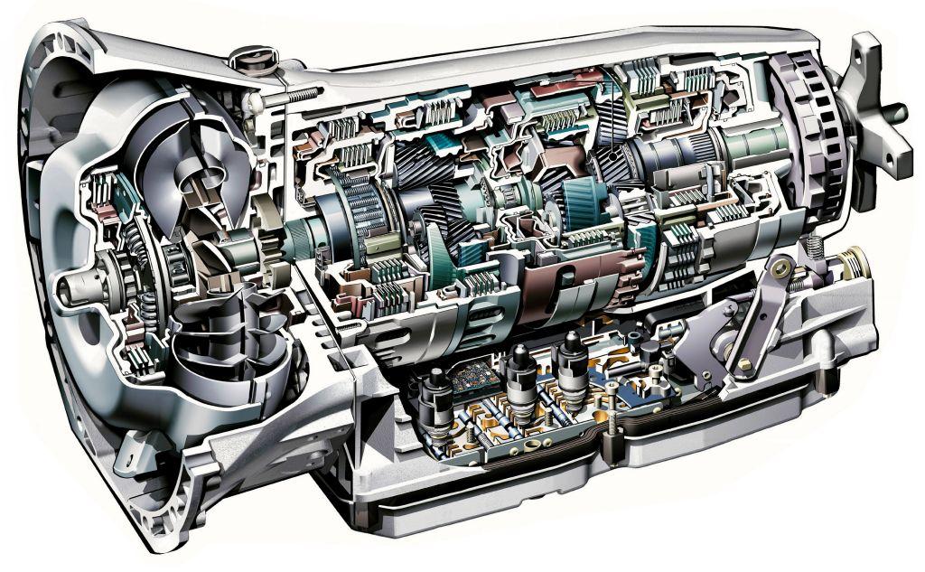 ремонт автоматической коробки передач mazda 5